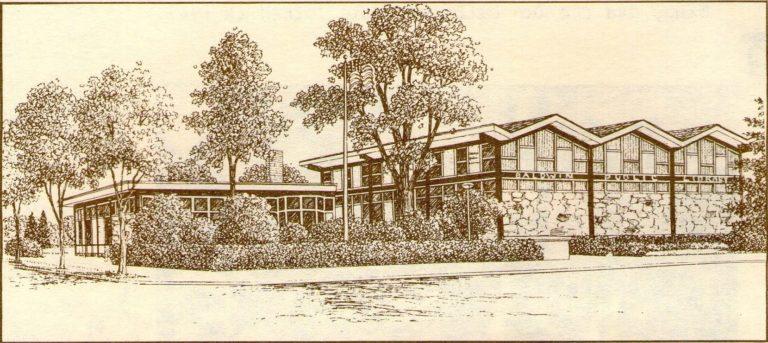 Baldwin Public Library 1962