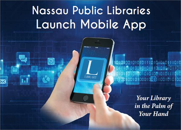Library App Logo