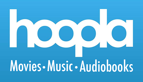 Image result for hoopla logo