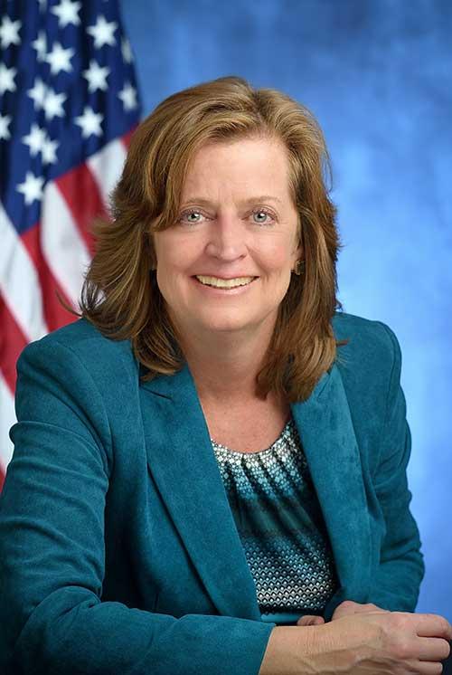 Assemblywoman Judy Griffin